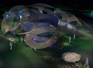 Определены тема и план проекта павильона провинции Хунань на ЭКСПО-2010 в Шанхае