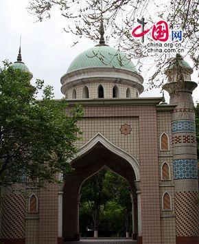 Посещение Исламского института в Синцзяне