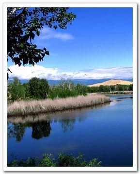 Июнь на красивом озере Байшаху