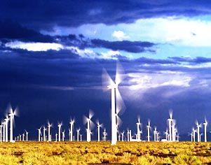 В Западном Китае ускоряется развитие отраслей новой энергетики