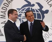 Д. Медведев информировал глав государств СНГ о российских подходах к основным темам саммита 'восьмерки'