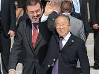 Встреча члена Госсовета КНР Дай Бинго с президентом США