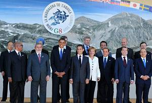 Дай Бинго присутствовал на диалоге 'Большой восьмерки' с руководителями развивающихся стран