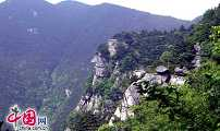 горы Лушань