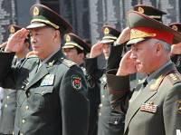 Официально начались китайско-российские совместные антитеррористические военные учения 'Мирная миссия-2009'