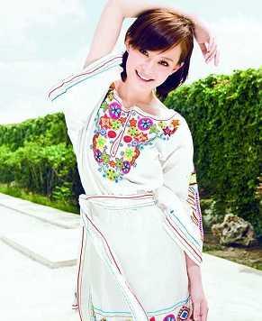 Красавица Сунь Ли на обложке модного журнала