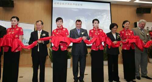 Представлен проект национального павильона России на ЭКСПО-2010 в Шанхае