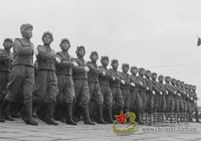 6-й военный парад в 1954 году