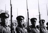 3-й военный парад в 1951 году