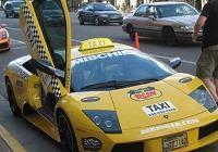 Роскошные такси мира