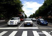 В городе Далянь введено ограничение движения автотранспорта в соответствии с автомобильными номерами