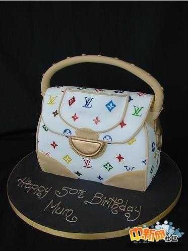 """Изысканные торты в виде сумок  """"Louis Vuitton """" font style= """"FONT-SIZE: 8pt..."""