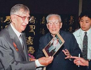 Иван Васильевич Архипов - генеральный советник по экономическим вопросам Политического совета Китая