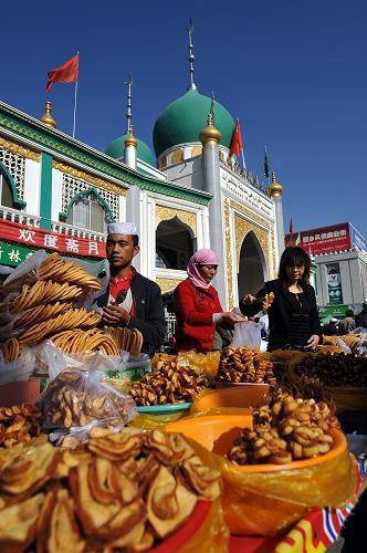 Что едят мусульмане в праздник разговения ураза-байрам