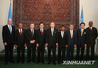 Выступление Ху Цзиньтао на церемонии открытия саммита ООН по изменению климата