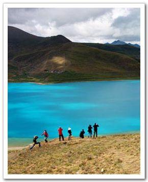 Чарующие осенние пейзажи на чудесном озере