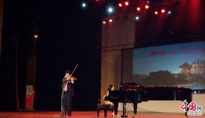 Шэн Чжунго: Я - свидетель дружбы Китая и России