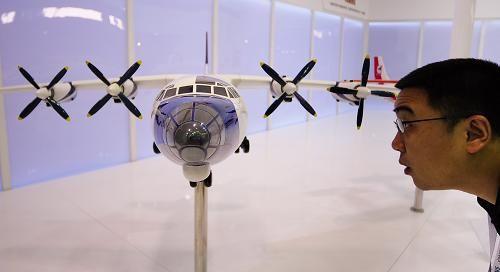 Более 200 китайских и зарубежных предприятий принимают участие в 13-м Пекинском международном авиасалоне2