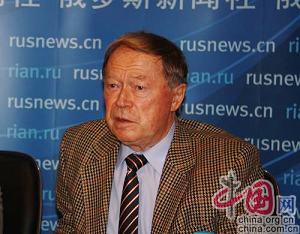 Игорь Рогачев о 60-летии установления дипломатических отношений между Китаем и Россией