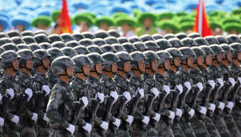 Сухопътни войски на КНР