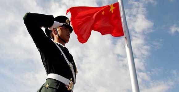 Церемония торжества, посвященного 60-летия КНР