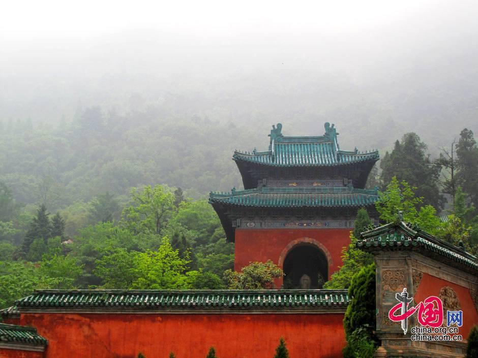 Волшебная гора в Поднебесной – гора Уданшань