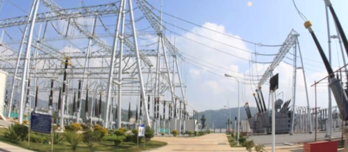 Проект по переброске электроэнергии с запада на восток Китая