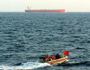 Военные корабли КНР выполнили операции по конвоированию 1000 судов