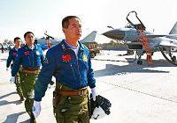 Команда ВВС по демонстрации полетов «Ба И» занята тренировками в преддверии 60-летия ВВС