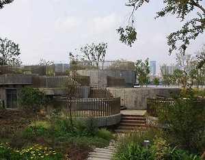 Близится к завершению строительство Сада ЭКСПО-2010 в Шанхае