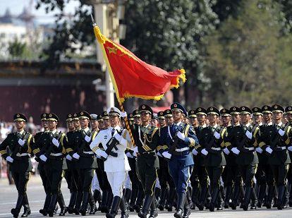 Торжественное празднование 60-летия КНР