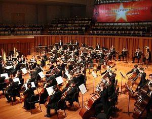 В Пекине состоялся симфонический концерт в честь 60-летия ВВС НОАК