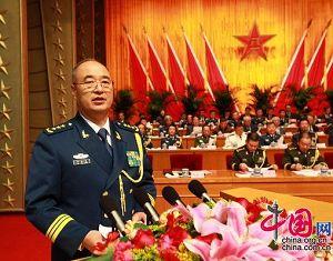 В Пекине состоялось собрание, посвященное празднованию 60-летия со дня образования ВВС НОАК