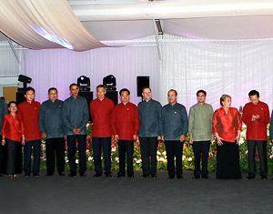 Лидеры АТЭС опубликовали Сингапурскую декларацию, выступая за свободную и открытую торговлю и инвестиции