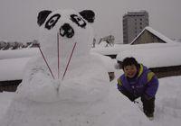Симпатичные снеговики
