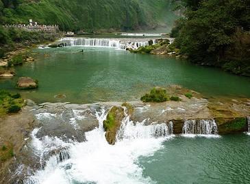 Живописные пейзажи провинции Гуйчжоу