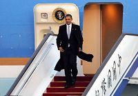 Лучшие фотографии, сделанные в ходе визита президента США Барака Обамы в Китай