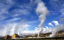 Первая в Китае геотермическая электростанция ?Янбацзин?