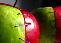 Интересные снимки яблок