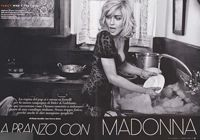 Мадонна снялась в новой рекламе