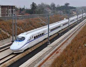 Открыто движение по самой протяженной в мире высокоскоростной железнодорожной магистрали Ухань-Гуанчжоу9