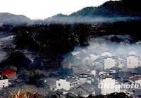 Красивые пейзажи деревни Уюань провинции Цзянси