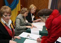 Голосование в Украине