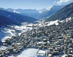 Давос в Швейцарии