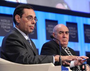 В Давосе открылась 40-я сессия Всемирного экономического форума1