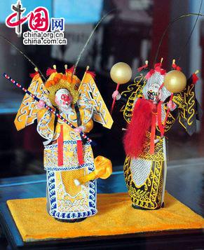 Посещение Пекинского театрального музея