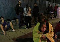 Срочно: Мощное землетрясение в Чили вызвало цунами высотой 1,5 м