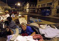 Мощное землетрясение в Чили вызвало цунами