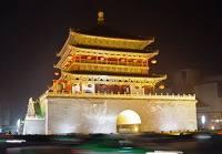 Терем Чжунлоу в городе Сиань