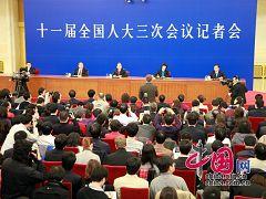 Состоялась встреча премьера Госсовета КНР Вэнь Цзябао с журналистами